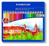 STAEDTLER crayon de couleur par 24 (AU PAPYRUS)