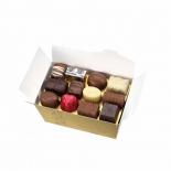 Ballotins de chocolats praliné (LEONIDAS)