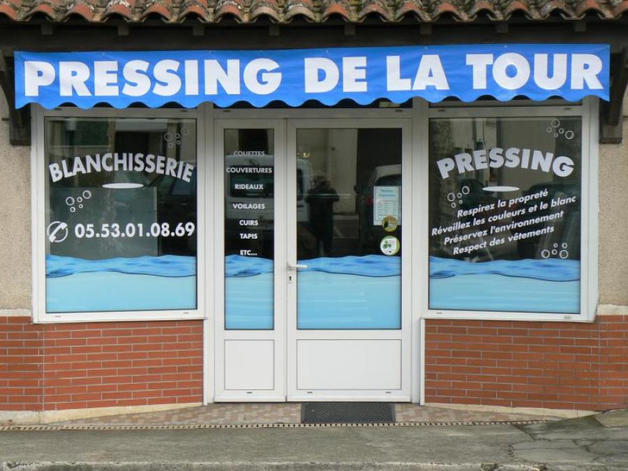 PRESSING DE LA TOUR (Services - Prêt a porter)