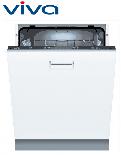 Lave Vaisselle VIVA VVD65N00EU = 12 couverts 48db classe A+AA Tout -intégrable (SIRAM électroménager)