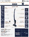 ZB3106 Aspirateur Balais ELECTROLUX  ergorapido (SIRAM électroménager)