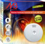 Détecteur de fumée = MB-SA01 (SIRAM électroménager)